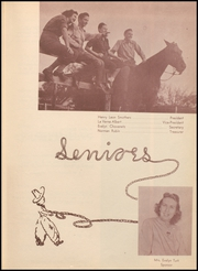 Page 15, 1947 Edition, Hallettsville High School - Brahma Yearbook (Hallettsville, TX) online yearbook collection