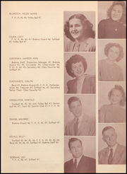 Page 17, 1947 Edition, Hallettsville High School - Brahma Yearbook (Hallettsville, TX) online yearbook collection
