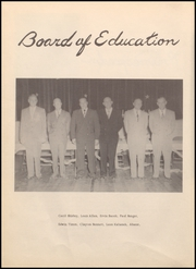 Page 12, 1951 Edition, Hallettsville High School - Brahma Yearbook (Hallettsville, TX) online yearbook collection