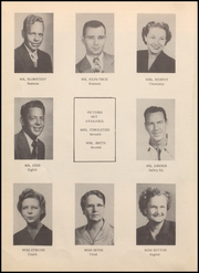 Page 14, 1951 Edition, Hallettsville High School - Brahma Yearbook (Hallettsville, TX) online yearbook collection