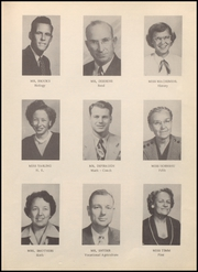 Page 15, 1951 Edition, Hallettsville High School - Brahma Yearbook (Hallettsville, TX) online yearbook collection