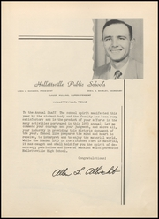 Page 11, 1953 Edition, Hallettsville High School - Brahma Yearbook (Hallettsville, TX) online yearbook collection