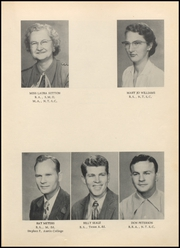 Page 17, 1953 Edition, Hallettsville High School - Brahma Yearbook (Hallettsville, TX) online yearbook collection