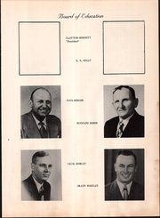Page 11, 1955 Edition, Hallettsville High School - Brahma Yearbook (Hallettsville, TX) online yearbook collection