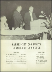 Karnes City High School - Badger Yearbook (Karnes City, TX) online yearbook collection, 1960 Edition, Page 112