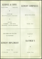 Karnes City High School - Badger Yearbook (Karnes City, TX) online yearbook collection, 1960 Edition, Page 129