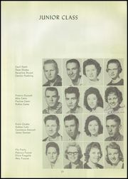 Karnes City High School - Badger Yearbook (Karnes City, TX) online yearbook collection, 1960 Edition, Page 27