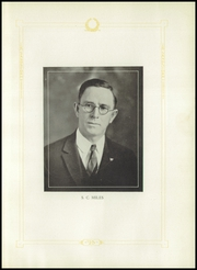 Page 11, 1925 Edition, Memphis High School - Cyclone Yearbook (Memphis, TX) online yearbook collection