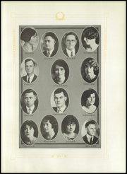 Page 15, 1925 Edition, Memphis High School - Cyclone Yearbook (Memphis, TX) online yearbook collection