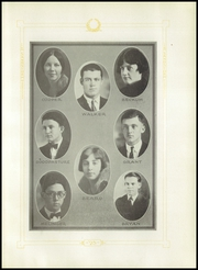 Page 17, 1925 Edition, Memphis High School - Cyclone Yearbook (Memphis, TX) online yearbook collection