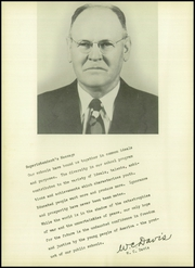 Page 10, 1953 Edition, Memphis High School - Cyclone Yearbook (Memphis, TX) online yearbook collection