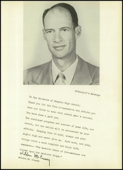 Page 11, 1953 Edition, Memphis High School - Cyclone Yearbook (Memphis, TX) online yearbook collection