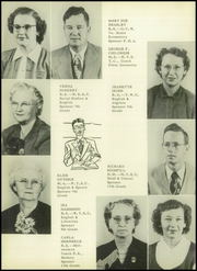 Page 12, 1953 Edition, Memphis High School - Cyclone Yearbook (Memphis, TX) online yearbook collection