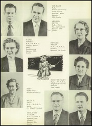 Page 13, 1953 Edition, Memphis High School - Cyclone Yearbook (Memphis, TX) online yearbook collection
