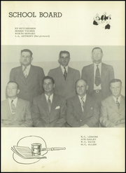 Page 15, 1953 Edition, Memphis High School - Cyclone Yearbook (Memphis, TX) online yearbook collection