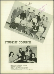 Page 16, 1953 Edition, Memphis High School - Cyclone Yearbook (Memphis, TX) online yearbook collection