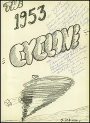 Page 5, 1953 Edition, Memphis High School - Cyclone Yearbook (Memphis, TX) online yearbook collection