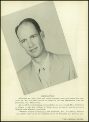 Page 8, 1953 Edition, Memphis High School - Cyclone Yearbook (Memphis, TX) online yearbook collection