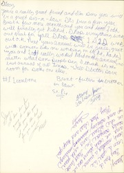 Page 3, 1981 Edition, Memphis High School - Cyclone Yearbook (Memphis, TX) online yearbook collection