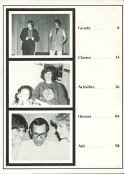 Page 7, 1981 Edition, Memphis High School - Cyclone Yearbook (Memphis, TX) online yearbook collection