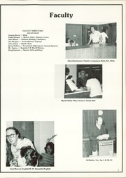 Page 11, 1982 Edition, Memphis High School - Cyclone Yearbook (Memphis, TX) online yearbook collection