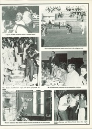 Page 17, 1982 Edition, Memphis High School - Cyclone Yearbook (Memphis, TX) online yearbook collection