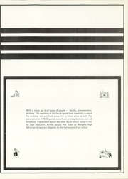 Page 9, 1982 Edition, Memphis High School - Cyclone Yearbook (Memphis, TX) online yearbook collection