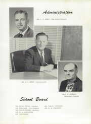 Page 11, 1960 Edition, Waskom High School - Wildcat Yearbook (Waskom, TX) online yearbook collection