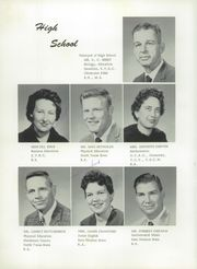 Page 14, 1960 Edition, Waskom High School - Wildcat Yearbook (Waskom, TX) online yearbook collection