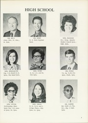 Page 11, 1973 Edition, Waskom High School - Wildcat Yearbook (Waskom, TX) online yearbook collection