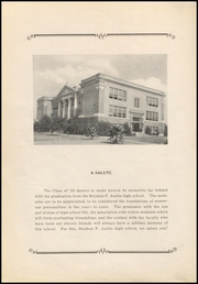 Page 10, 1933 Edition, Stephen F Austin High School - Bronco Yearbook (Bryan, TX) online yearbook collection