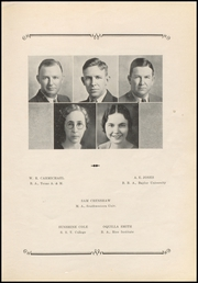 Page 13, 1933 Edition, Stephen F Austin High School - Bronco Yearbook (Bryan, TX) online yearbook collection
