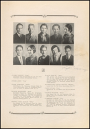 Page 17, 1933 Edition, Stephen F Austin High School - Bronco Yearbook (Bryan, TX) online yearbook collection