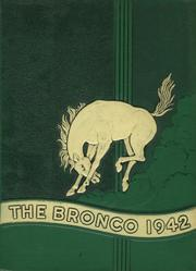 Page 1, 1942 Edition, Stephen F Austin High School - Bronco Yearbook (Bryan, TX) online yearbook collection