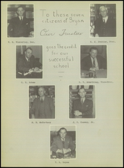 Page 12, 1942 Edition, Stephen F Austin High School - Bronco Yearbook (Bryan, TX) online yearbook collection