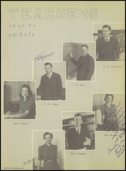 Page 15, 1942 Edition, Stephen F Austin High School - Bronco Yearbook (Bryan, TX) online yearbook collection