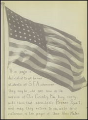 Page 9, 1942 Edition, Stephen F Austin High School - Bronco Yearbook (Bryan, TX) online yearbook collection