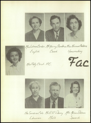 Page 16, 1949 Edition, Stephen F Austin High School - Bronco Yearbook (Bryan, TX) online yearbook collection