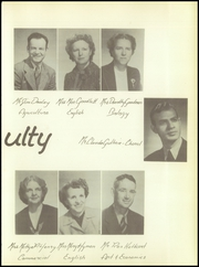 Page 17, 1949 Edition, Stephen F Austin High School - Bronco Yearbook (Bryan, TX) online yearbook collection