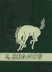Page 1, 1950 Edition, Stephen F Austin High School - Bronco Yearbook (Bryan, TX) online yearbook collection