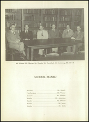 Page 12, 1950 Edition, Stephen F Austin High School - Bronco Yearbook (Bryan, TX) online yearbook collection
