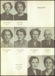 Page 14, 1950 Edition, Stephen F Austin High School - Bronco Yearbook (Bryan, TX) online yearbook collection