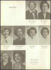 Page 16, 1950 Edition, Stephen F Austin High School - Bronco Yearbook (Bryan, TX) online yearbook collection