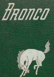 Page 1, 1960 Edition, Stephen F Austin High School - Bronco Yearbook (Bryan, TX) online yearbook collection