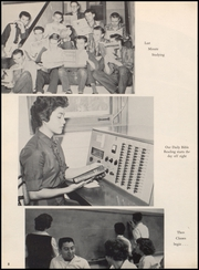 Page 12, 1960 Edition, Stephen F Austin High School - Bronco Yearbook (Bryan, TX) online yearbook collection