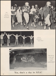 Page 16, 1960 Edition, Stephen F Austin High School - Bronco Yearbook (Bryan, TX) online yearbook collection