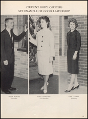 Page 17, 1960 Edition, Stephen F Austin High School - Bronco Yearbook (Bryan, TX) online yearbook collection