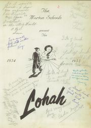 Page 5, 1955 Edition, Morton High School - Lohah Yearbook (Morton, TX) online yearbook collection