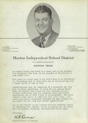 Page 8, 1955 Edition, Morton High School - Lohah Yearbook (Morton, TX) online yearbook collection