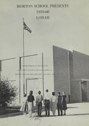 Page 5, 1960 Edition, Morton High School - Lohah Yearbook (Morton, TX) online yearbook collection
